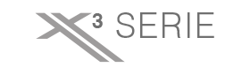 serie x3 logo - Texnology