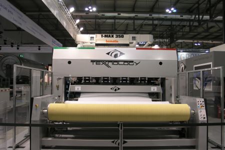 Texnology Nonwoven Itma 2015 Milan - Texnology video